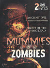 Mummies and Zombies Ancient Evil Scre DVD