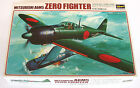 Mitsubishi A6M5 ZERO FIGHTER 1/32 Scale Model kit from Hasegawa