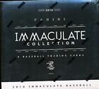 2016 PANINI IMMACULATE COLLECTION HOBBY SEALED BASEBALL BOX