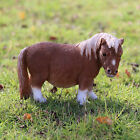 SHETLAND PONY FIGURINE STATUE RESIN PET 5H Farm Animal Ornament New Horse