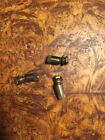 Vintage Bullet Shade Tension Pole Lamp Mounting Arm Restoration Parts Lot of 3
