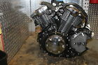 2008 YAMAHA V STAR 1300 XVS1300CT TOURER ENGINE MOTOR 46,571 MILES