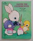 Vintage 70s Unused Hallmark Easter Coloring Book