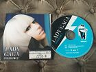 Lady Gaga CD Single EU France POKER FACE card Sleeve 3 Tracks  Rare