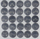 1968 Sunoco/DX Series 1 Antique Car Coin Collection, Lot of 25, 1901-1925 token