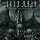DIMMU BORGIR-FORCES OF THE NORTHERN LIGHT -EARBOOK NEW BLU-RAY DISC