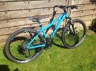 VooDoo Hoodoo Mountain Bike with upgraded air forks 120mm travel 16 frame