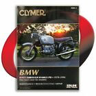 1973-1976 BMW R90/6 Repair Manual Clymer M502-3 Service Shop Garage Maintenance