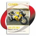 1998 Suzuki GSX-R750W Repair Manual Clymer M485 Service Shop Garage Maintenance