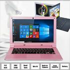116 Inch Windows 10 Intel Z3735F Quad Core 133GHz 2GB 32GB SSD Camera Laptop