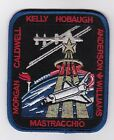 SPACE SHUTTLE ENDEAVOUR STS 118 MISSION PATCH 4 INCHES
