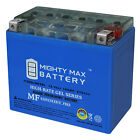 Mighty Max YTX20L BS GEL Battery for Harley Davidson FXDWG Wide Glide 1997 2005