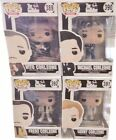 The Godfather (Set of 4) Funko POP Vinyls CLOSEOUT SALE