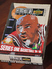 1994-95 Upper Deck Collectors Choice Basketball Series 1 Cards Sealed Hobby Box