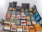 Atari 2600 Game Cartridge Lot UNTESTED Lot of 40