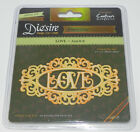 LOVE PRESTIGE CHRISTMAS COLLECTION DIESIRE CRAFTERS COMPANION DIE