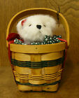 Boyds Plush Spec. Occ. #640000 HOLIDAY B BEARSLEY NEW/tag From Retail Store 8