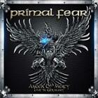 PRIMAL FEAR - ANGELS OF MERCY: LIVE IN GERMANY [DIGIPAK] NEW CD