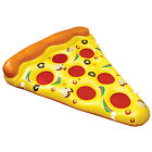 Giant 6ft Inflatable Pizza Slice Pool Float Fun Kids Swim Party Toy Lounge Raft