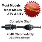ARCTIC CAT 650 H1 4X4 AUTO TRV 2008-2009 COMPLETE RIGHT FRONT AXLE