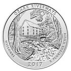 2017 Ozark Riverways 5 oz Silver ATB America Beautiful Coin GEM BU SKU47525