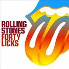 The Rolling Stones : Forty Licks Rock 2 Discs CD