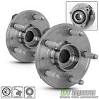 Pair L+R Front Wheel Hub  Bearing Assembly Equinox Terrain CTS XTS LaCrosse 9 5