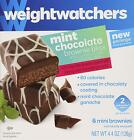 Weight Watchers Mint Chocolate Brownie Bliss 3 Pack by