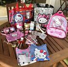 Huge LOT of 28 HELLO KITTY Mix of New and Used Sanrio Incl Tokidoki