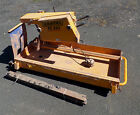 Heavy Duty Euro Shatal TS351 Brick & Tile Saw with Legs, Saw Blade & Parts