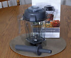 NEW Vitamix Container 48 oz  with Tamper in Retail Vitamix Box with lid