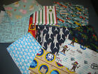 FLANNEL FABRIC LOT FOR RAG QUILTS BABY ITEMS CRAFTS  MORE