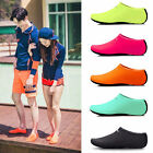 Men Women Water Shoes Aqua Sock Yoga Exercise Pool Beach Dance Swim Slip On Surf