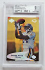 BGS 9 Randy Moss 1998 Collector's Edge Odyssey Level 2 HoloGold #242 with a 10