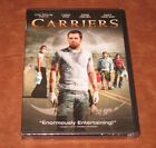 CARRIERS DVD POST APOCALYPTIC SCI FI CHRIS PINE SEALED
