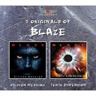 Blaze - Silicon Messiah / Tenth Dimension (2CD) - Blaze CD JGVG The Fast Free