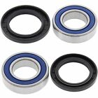 Kawasaki Ninja ZX7RR, 1996-1997, Front Wheel Bearings and Seals - ZX-7RR, 700