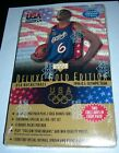 1996 Upper Deck Deluxe GOLD Edition USA Olympic Basketball Box SEALED 11 packs