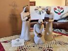 Willow Tree by Demdaco The Three Wisemen Nativity SetMINT In box