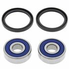 Suzuki GS425 & GS450, 1979-1988, Front Wheel Bearings & Seals - GS 425, 450