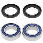Kawasaki Vulcan Voyager 1700, 2009-2016, Front Wheel Bearings and Seals