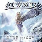 AT VANCE - RIDE THE SKY USED - VERY GOOD CD