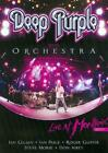 DEEP PURPLE WITH ORCHESTRA: LIVE AT MONTREUX 2011 NEW DVD