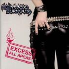 HOLLYWOOD BURNOUTS - EXCESS ALL AREAS * NEW CD