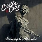 SANTA CRUZ - SCREAMING FOR ADRENALINE USED - VERY GOOD CD