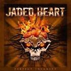 JADED HEART - PERFECT INSANITY * USED - VERY GOOD CD