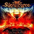 SILENT FORCE - RISING FROM ASHES * USED - VERY GOOD CD