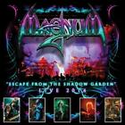 MAGNUM - ESCAPE FROM THE SHADOW GARDEN: LIVE 2014 NEW CD