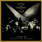 BLESSID UNION OF SOULS - LIVE AT NEVER ON SUNDAY NEW CD