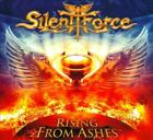 SILENT FORCE - RISING FROM ASHES [DIGIPAK] * NEW CD